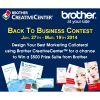 Brother Back to Business Contest