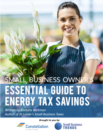 Take Advantage of Energy Tax Savings for Your Business