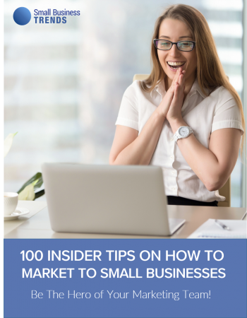 100 Insider Tips on How to Market to Small Businesses