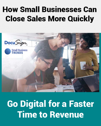 How Small Businesses Can Close Sales More Quickly
